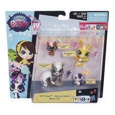 LPS Littlest Pet Shop VIP Style VIP Friends Girls Figure Toy By Hasbro New Nib #HASBRO