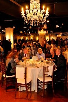 The Ivory Room by Cameron Mitchell Premier Events - Columbus, OH - Wedding Venue