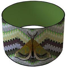 Timorous Beasties Lampshades - Bell Moth lampshade