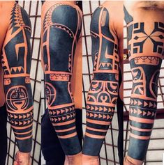 Cool Arm Tattoos, Black Ink Tattoos, Body Art Tattoos, Tribal Tattoos, Sleeve Tattoos, Celtic Tattoos For Men, Viking Tattoos, Tattoos For Guys, Polynesian Tattoo Sleeve
