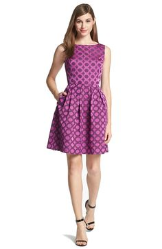 Love this TrinaTurk dress (links to this and other purple dresses for wedding guests)