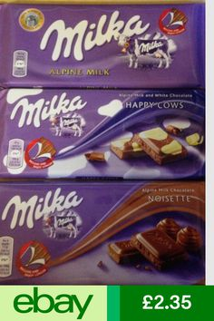Chocolate Home, Furniture & DIY #ebay Milka Chocolate, White Chocolate, Happy Cow, Beef, Diy, Furniture, Food, Bricolage, Eten