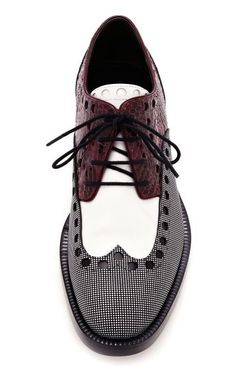 Classic menswear is always re-imagined for a new generation - updated wingtip from Alexander Wang. #mendressshoes