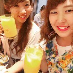 ・ ・ ・ 華金〜🍻 いい感じに酔ってんな〜 楽しかったな〜〜💕 ・ 研修後急遽決まって すぐ集合💕 杏奈ありがとう😘 ・ 2件目隣の席にいた人たち 仕事で繋がって盛り上がって、 ハーゲンダッツおごってくれた🍨 反対側の隣にはしほと杏奈の 妹の同級生おるし、なに(笑) いや〜、世間って狭い。(笑) ・ #華金 #ご飯 #お酒 #飲み #東岡崎 #どんばち #ROCKYCHAMP #肉 #出会い #繋がり #世間狭い #楽しかった #ありがとう #杏奈と志歩
