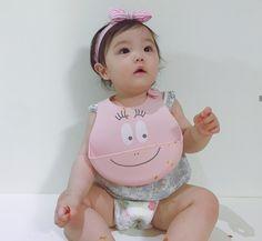 Cute Little Baby, Lil Baby, Cute Baby Girl, Little Babies, Little Girls, Cute Asian Babies, Korean Babies, Cute Babies, Cute Korean
