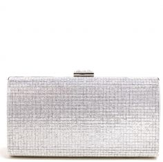 Bolso Clutch Plateado Brillante Outlet, Clothes, Purses, Over Knee Socks, Glow, Zapatos, Outfit, Clothing, Kleding