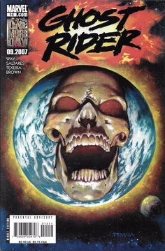 Marvel Ghost Rider comic issue 14