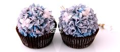 Fall in love with this Jasmine & Lilac goat milk cupcake soap at first ...