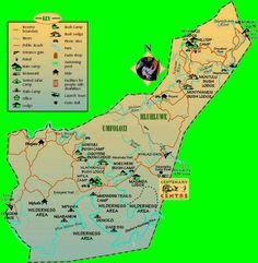 Hluhluwe-Umfolozi National Park
