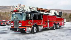Port Jervis FD, NY   Maghogomock H & L Co. #1