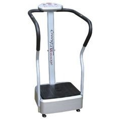 53% Off was $349.99, now is $165.72! Brand New 2010 Crazy Fit Massager Vibration Plate Heavy Duty Exercise