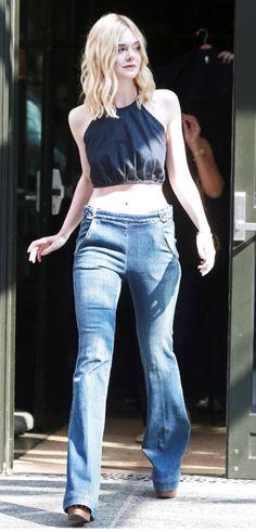 Elle Fanning Leaving her Hotel – September 1st