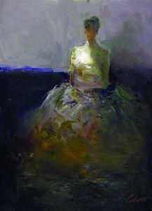 Seated Figure - Dan McCaw (b. 1942)