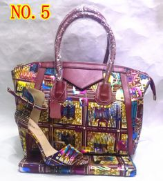 AFRICAN PRINT SHOES AND BAGS http://zabbadesigns.com/