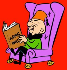 as opposed to having yellow tattoo fever, Moroccan Howell is with me Classic Cartoon Characters, Favorite Cartoon Character, Classic Cartoons, 1970 Cartoons, Classic Comics, Mr Magoo, Vintage Cartoon, Cartoon Art, Celebrities Reading