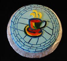 VITRAL CAKE