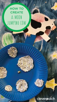 This activity is based on the book 'The Cow tripped Over the Moon' written by Tony Wilson and illustrated by Laura Wood. CBCA Book Week 2016