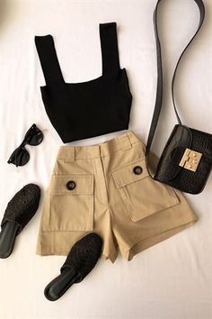 Sneakers Fashion Outfits, Sporty Outfits, Teen Fashion Outfits, Cute Fashion, Look Fashion, Stylish Outfits, Cute Comfy Outfits, Cute Girl Outfits, Ulzzang Fashion