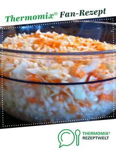 Cole Slaw von Julchen210885. Ein Thermomix ® Rezept aus der Kategorie Vorspeisen/Salate auf www.rezeptwelt.de, der Thermomix ® Community.