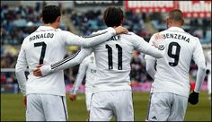 Real Madrid: How the era of midfielders will destroy 'BBC' - RealSport