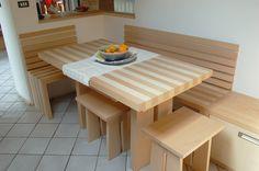 panca legno trento | Tavoli e panche