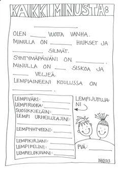 Картинки по запросу alkuopetus äidinkieli Preschool Portfolio, Finnish Language, My Future Job, Classroom Inspiration, Classroom Ideas, Nursery School, Kindergarten Teachers, Teaching Tips, Childhood Education