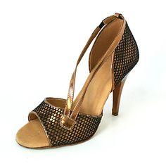 Customized Women's Leatherette Upper Ballroom/Latin  Dance Shoes