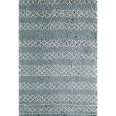 Found it at Wayfair - Maya Blue Area Rug