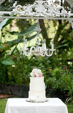 #shabby_chic_wedding_cake