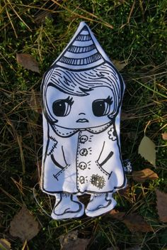 doll, projekt: Maria Strzelecka / Luka Bandita