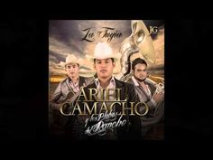 ARIEL CAMACHO - TE METISTE (VIDEO NO OFICIAL) BY IVAN VALLE - YouTube
