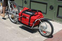 BOB type bike Trailer