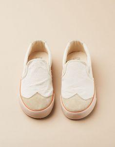 YMC Slip On (white)