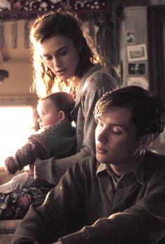 Keira Knightley as Vera Phillips & Cillian Murphy as William Killick - The Edge of Love