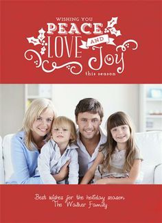 Simple & Easy to make Christmas Cards - affordable too!