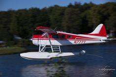 Float Planes in Alaska