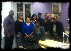 Day 311 - some of the great agents I get to work with everyday in our Elkins Park office. You rock!