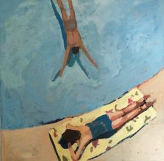Paintings — sophie margrette