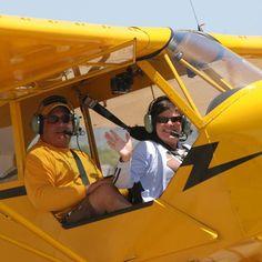 Piper Cub at Lompoc, CA