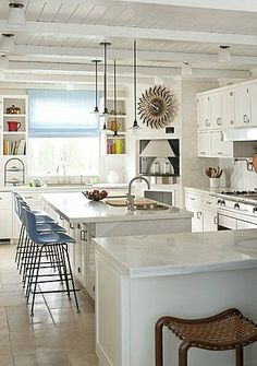 White Contemporary Kitchen Tops Dining Cabinets Rooms