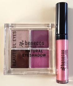 Christmas giveaway 6: Benecos eyeshadow and lip gloss