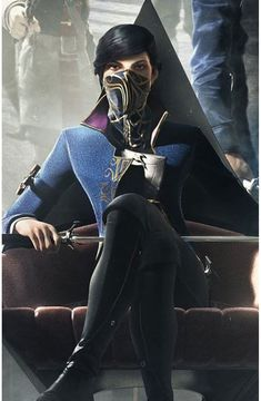 Image result for dishonored 2 emily