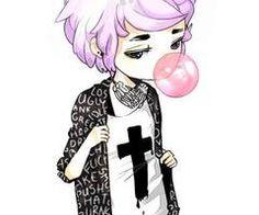 #pastelgoth #pastel #goth #cjawte