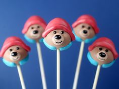 Paddington Cake Pops | Flickr - Photo Sharing!
