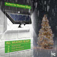 Outdoor motion sensor lights are very effectual way of providing your property or home with more security. These lights can also be very helpful Motion Lights Outdoor, Solar Powered Outdoor Lights, Solar Lights, Outdoor Lighting, Outdoor Wall Lantern, Outdoor Walls, Solar Security Light, Outdoor Gifts, Light Sensor