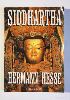 HERMANN HESSE - SIDDARTHA (Libros de Segunda Mano (posteriores a 1936) - Literatura - Narrativa - Otros)
