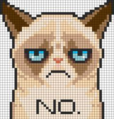 Free Pattern: Grumpy Cat - Craft Gossip