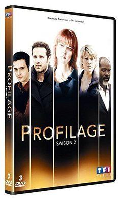 Profilage - Saison 2   SERIE TV   DVD - NEUF