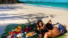 How would you like a meal delivered to you fresh to order on your own private beach? #dining @Turtle Island Fiji   http://www.turtlefiji.com/Accommodation/Cuisine/#.U2PplFzvsds
