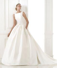 plain wedding dresses - Google-haku